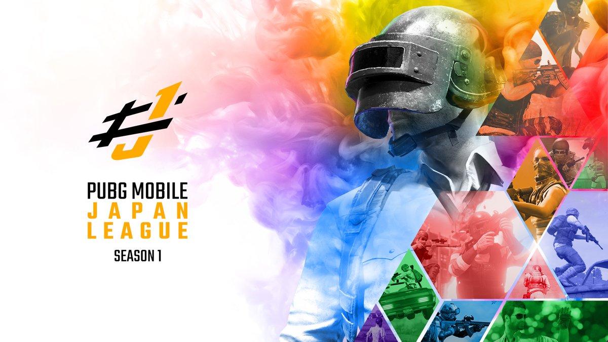 【 PUBG MOBILE部門 】 『PUBG MOBILE JAPAN LEAGUE SEASON1 』Phase1 総合結果